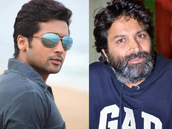 OFFICIAL NOW! Trivikram's Next With Surya