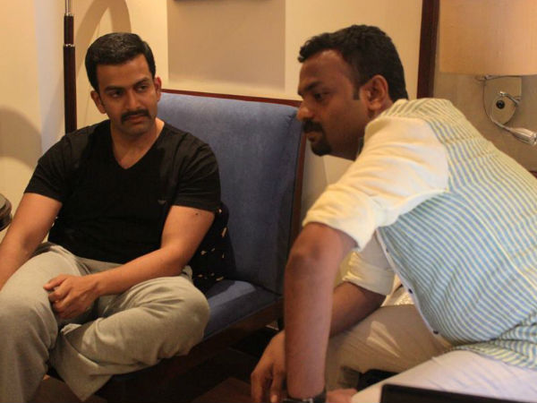 Prithviraj & RS Vimal With A Big Budget Movie