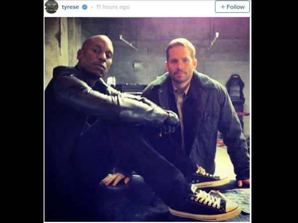 Vin Diesel Honors Paul Walker On Second Death Anniversary