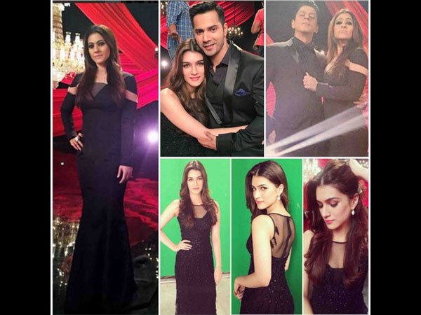 Dilwale Stars