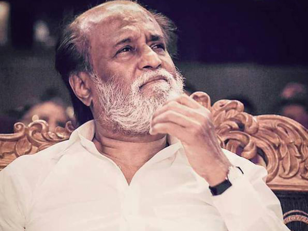 Rajinikanth's Disappointment