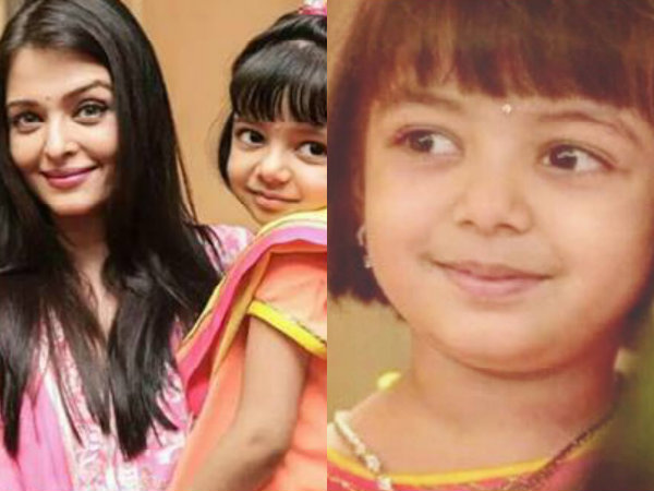 Smiling Pictures Of Aaradhya Bachchan| Happy Pictures Of ...