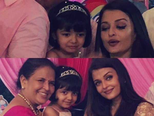 Aaradhya's Birthday Bash Pictures