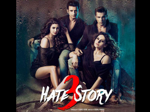 Hate Story 3 Dividends