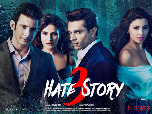 Hate Story 3 Grand Release