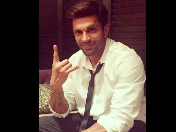 Karan Sends Lots Of Love To His Fan