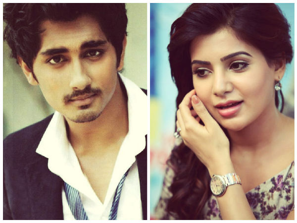 Samantha Criticized For Not Appreciating Siddharth's Works, Read Her Reply