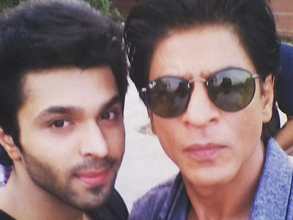 Kunal With SRK