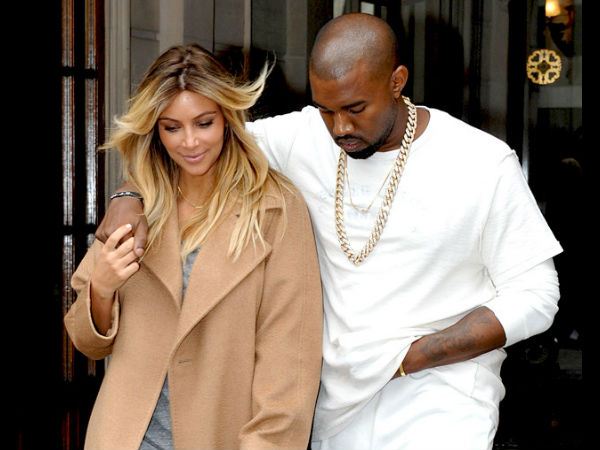 Name Revealed! Guess What Kim Kardashian & Kanye West's Son's Called?