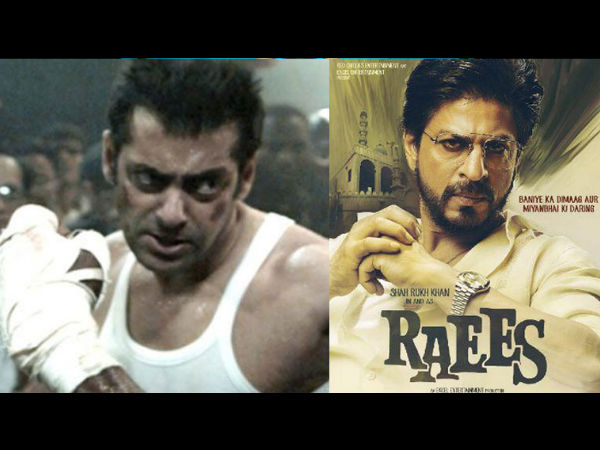Sultan Vs Raees