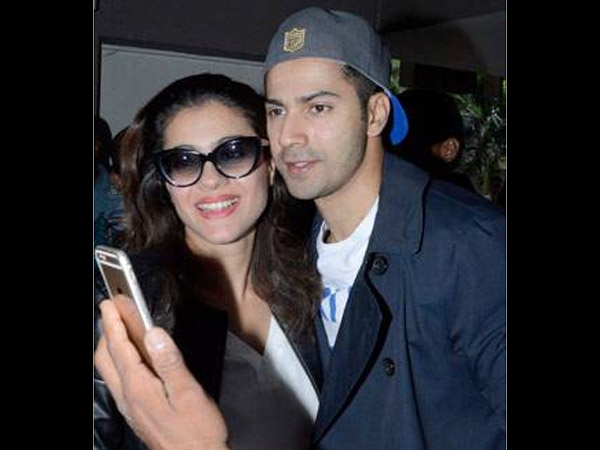 Kajol Talks About Rohit