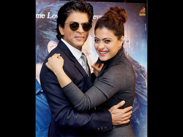 Kajol Was The Last One To Say 'Yes' To Dilwale