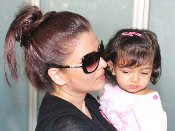 Aaradhya's First Picture