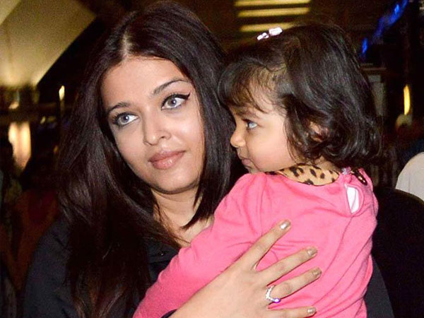 Aaradhya At Cannes