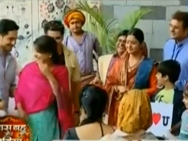 Singhania Family Welcomes Akshara