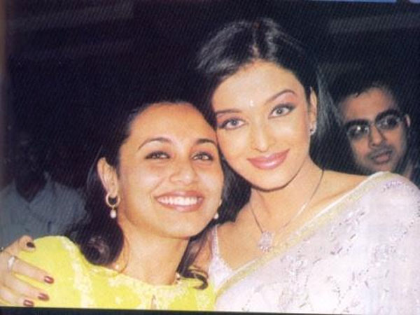Rani Mukerji 20 Unseen Pictures With Aishwarya Rai Preity