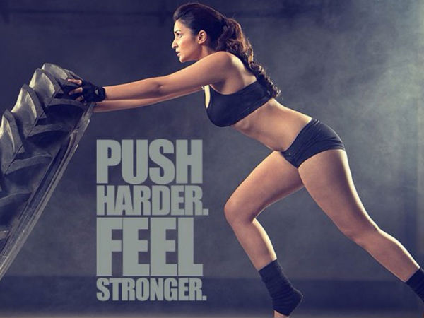 Push Harder. Feel Stronger