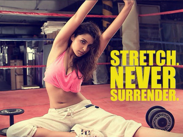 Stretch. Never Surrender