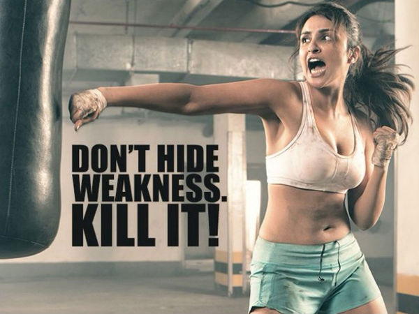 Don't Hide Weakness. Kill It