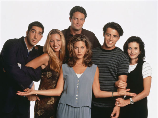 Friends : Interesting Fun Facts About The Evergreen Show!