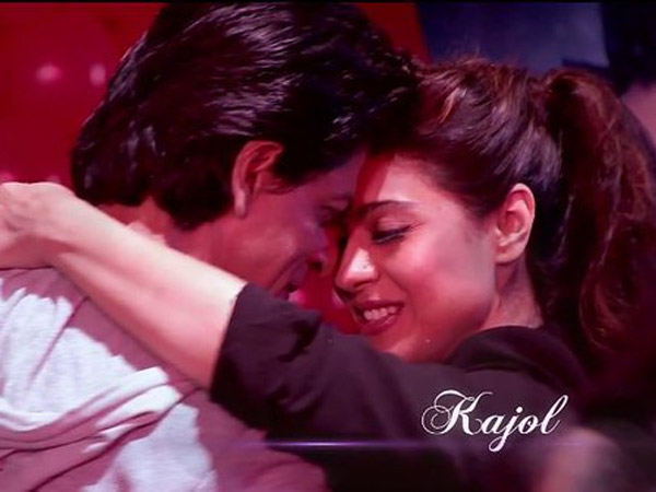 Kajol With King Khan