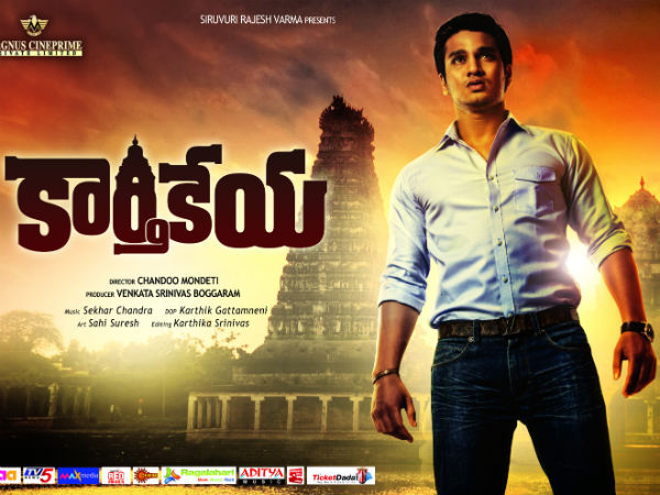 Nikhil's Karthikeya Sequel To Roll From Next Year