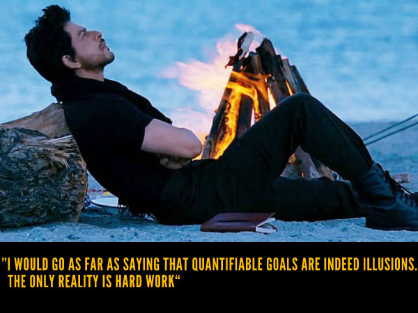 SRK O Hard Work