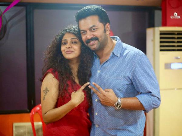 Poornima Indrajith Celebrates Birthday With Hubby Indrajith And Best
