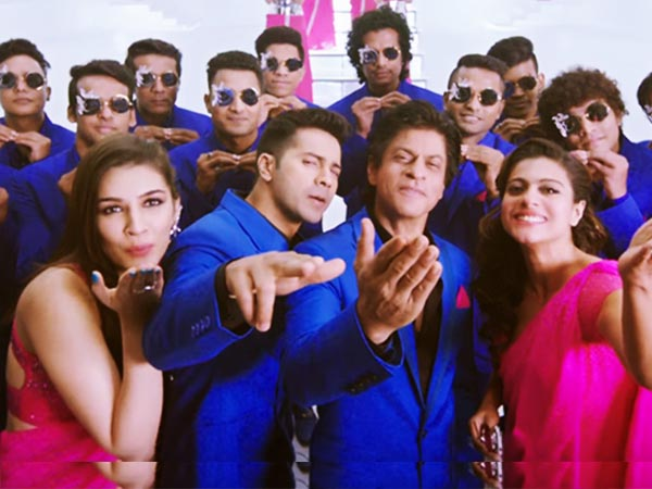 Dilwale ‏@SRK4Ever_