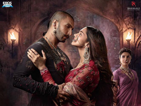 Bajirao Mastani Second Day Box Office Collections