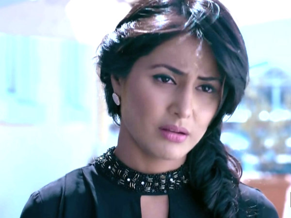 Hina Khan In New Look?