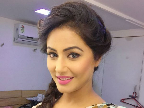 Hina Khan Rubbishes Makeover Rumour!