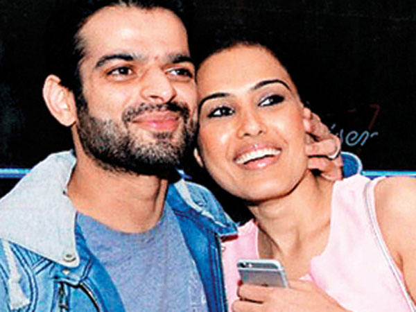 karan gatecrashes kamya's party