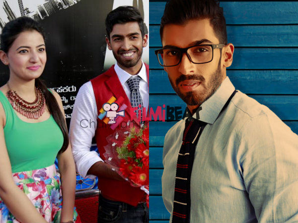 Vinay Rajkumar And Rukhsar In Run Antony