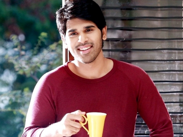 Allu Sirish's Next Is A Game Changer