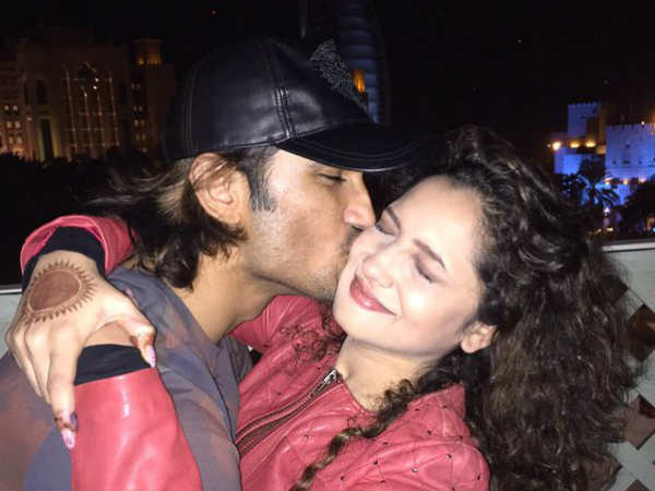 Pavitra Rishta Actress Ankita Lokhande Gets A Birthday Surprise From Her BF Sushant Singh Rajput-PIC
