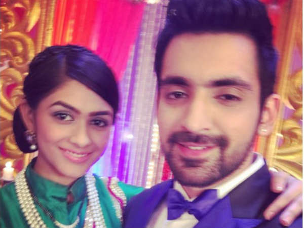 Kumkum Bhagya's Bulbul Aka Mrunal Thakur Gets Farewell From Team; To Star In Salman Khan's Sultan?