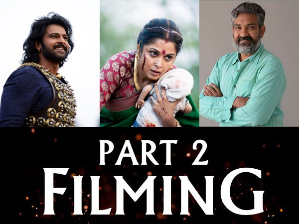 Baahubali 2 Begins To Roll
