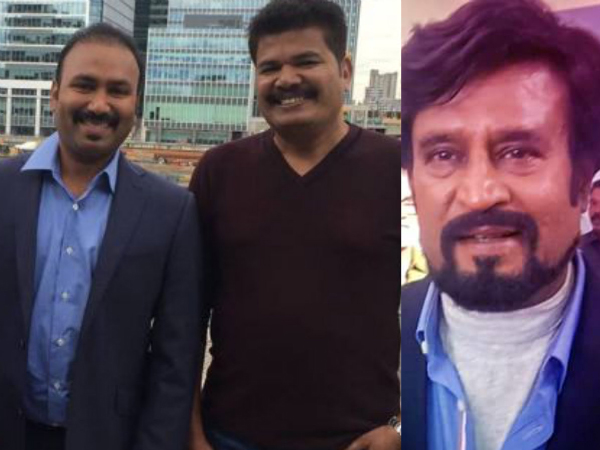 Enthiran 2 Official Budget