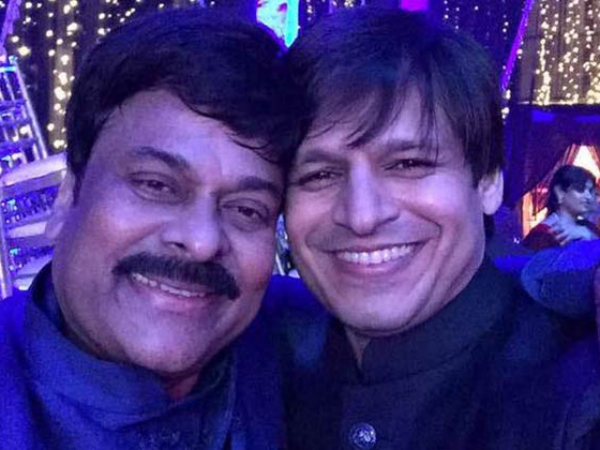 Bollywood Actor Vivek Oberai To Play The Baddie In Chiranjeevi's Kaththi Remake?