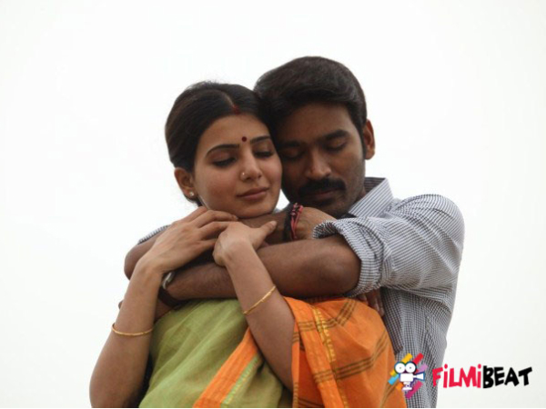 Samantha Signs New Dhanush Movie