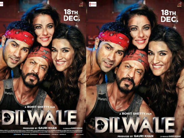 Dilwale Music Reviews Songs