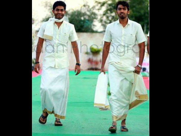 Brother Vinay And Guru Rajkumar