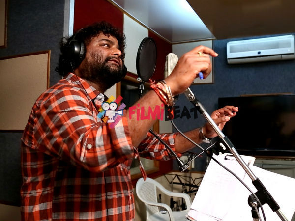 Huccha Venkat Sings For Parapancha