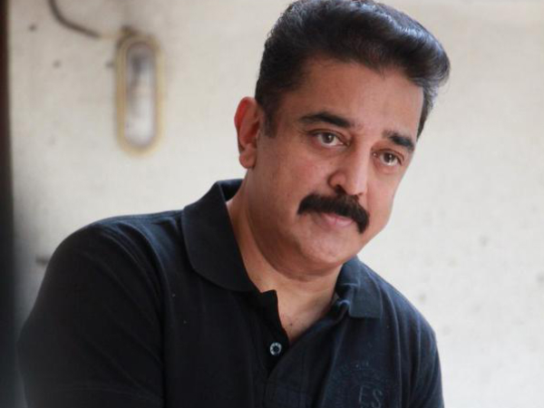 Kamal Haasan Denies Blaming Government