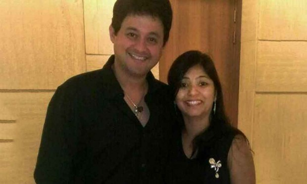 Leena S Wedding Anniversary Surprise For Hubby Swapnil Joshi