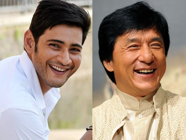 OMG! Mahesh Babu To Team Up With Jackie Chan?