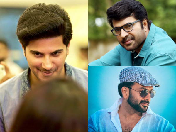 Not Mammootty, But Prithviraj In Dulquer Salmaan's Charlie