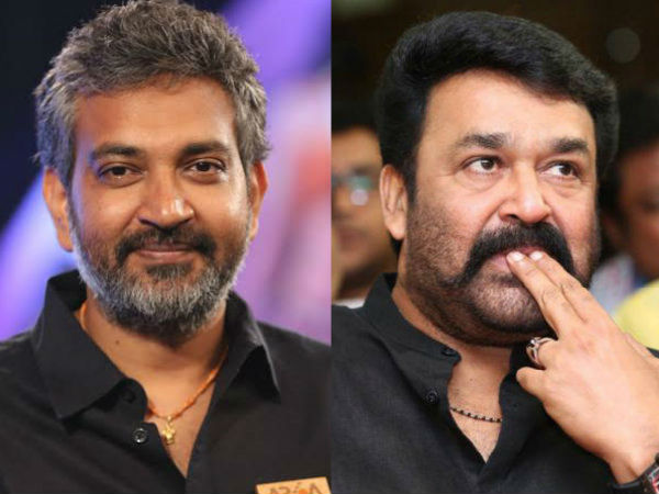 DISAPPOINTING: Mohanlal Not In SS Rajamouli's Next
