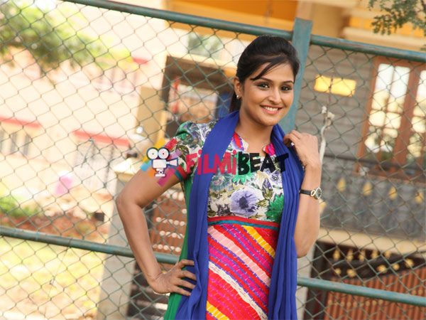 Remya Nambeesan In Style King